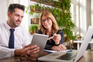 Workplace mentor program